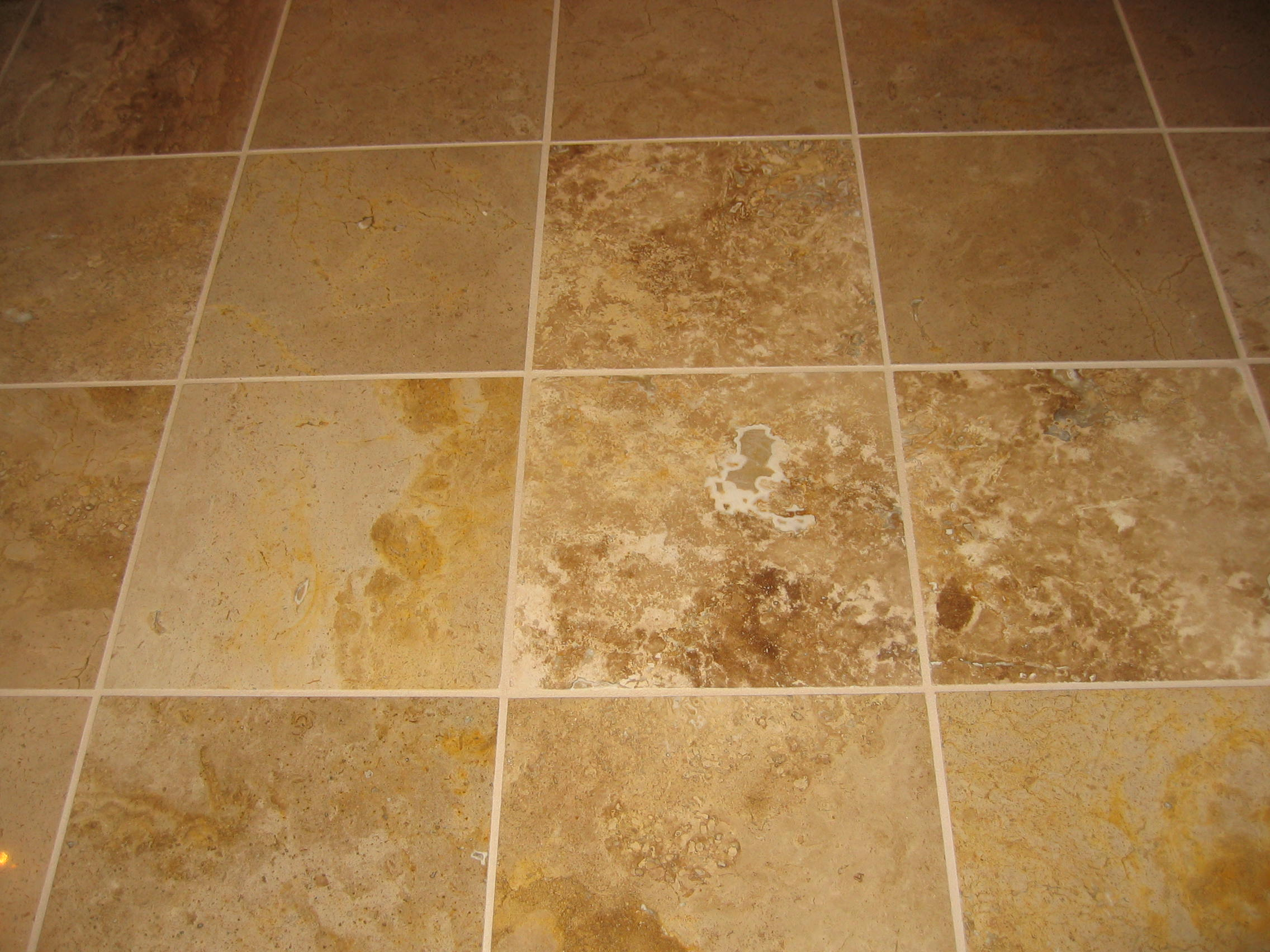 Travertine Marble Colors : Travertine tile colors design ideas